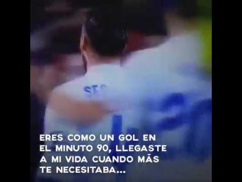 Frases De Futbol Para Dedicarle A Tu Novia Youtube