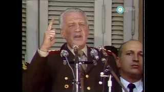 """Gambar cover Galtieri en la Plaza de Mayo: """"si quieren venir, que venga"""", 1982 (fragmento II)"""