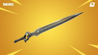 NEW INFINITY BLADE WEAPON IN FORTNITE v7.01 PATCH NOTES
