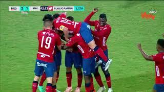 Medellín vs. Envigado (2-2) | Liga Aguila 2018-II | Fecha 19