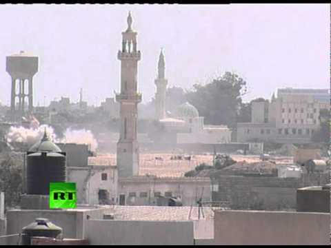 Latest Video: NATO bombs Tripoli, fierce battles in Libya capital