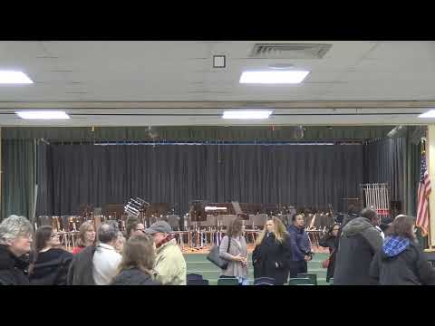David E Owens Middle School Winter Concert 2019