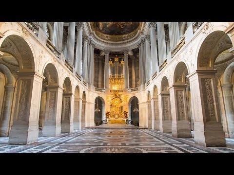 THE GRAND PALACE OF VERSAILLES