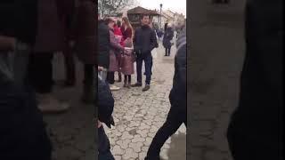 В Ужгороді феміністок облили фарбою