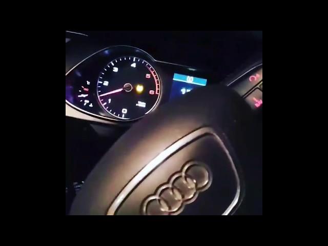 Audi A4 Car Driving Status 😍 Status 😎