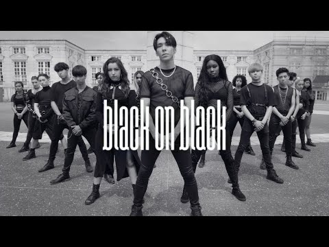 NCT 2018 (엔시티 2018) - Black on Black Dance cover by RISIN' CREW from France