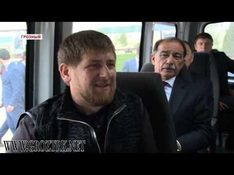 Рамзан Кадыров и делегация ОДКБ в г  Грозный