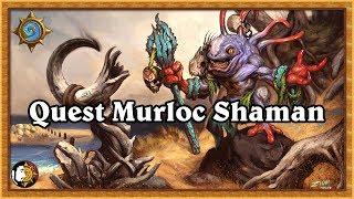 Hearthstone: Cheesing - Legend Quest Murloc Shaman