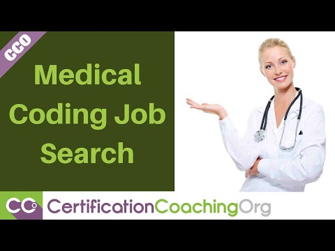 Medical Coding Job Search