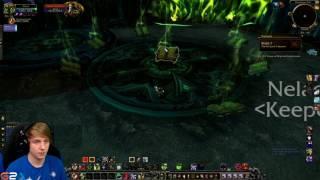 AFFLICTION WARLOCK - World of Warcraft: Legion