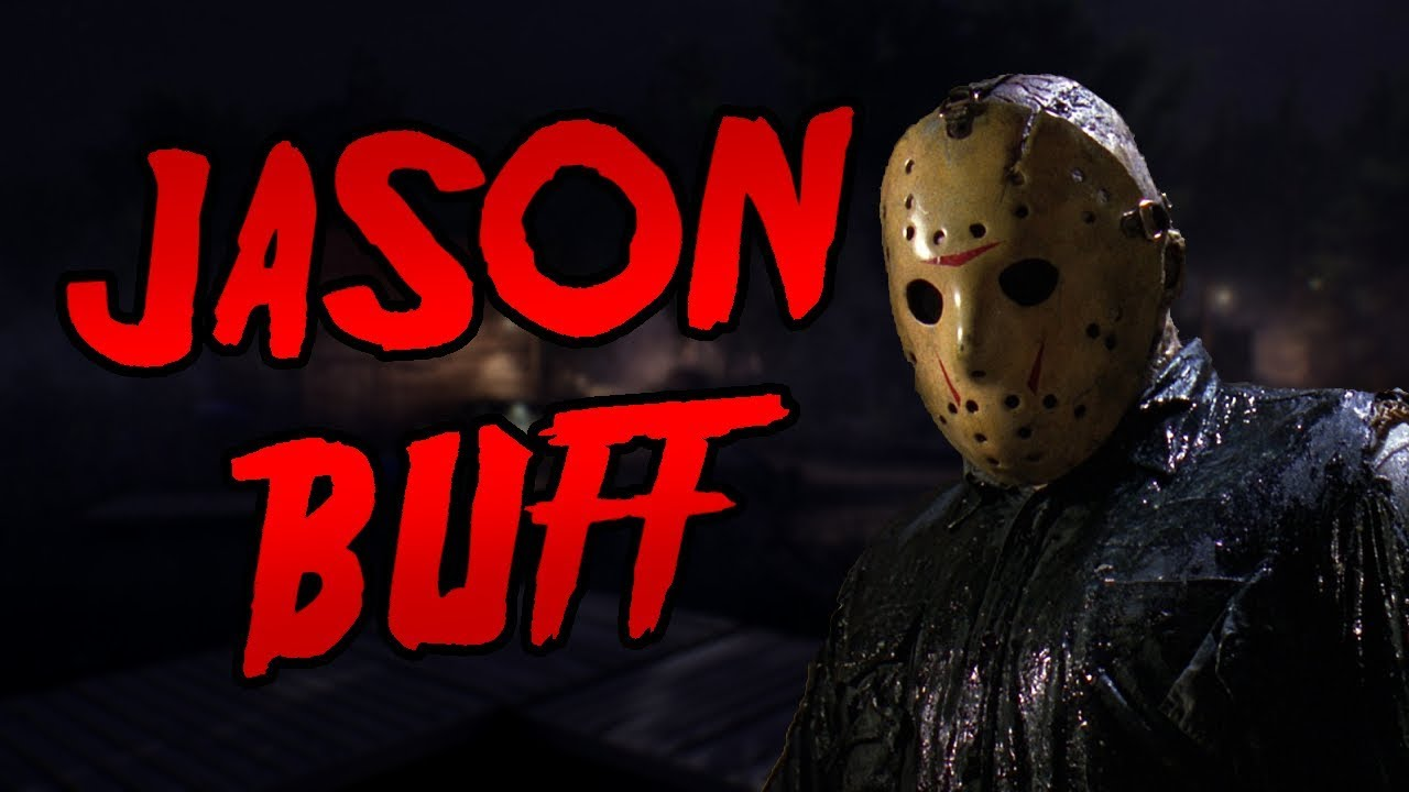F13 Jason Buff Coming Soon! - FRIDAY THE 13TH: THE GAME ...