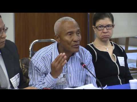 Panamá: Defensores ambiente