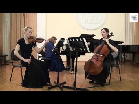 Jorge Bolet - фортепиано Victor Martin - скрипка Marco Scano - виолончель. Запись 1968 года. - П.И. Чайковский - Фортепианное трио ля минор, op.50,