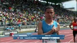 Men 400m New York Diamond League Grand Prix (ENGLISH)