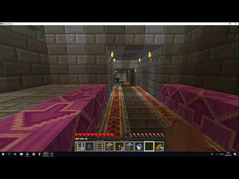 minecraft #3 - przejażdżka metrem
