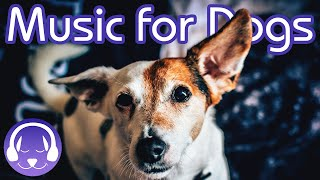 Music to Soothe Your Dog  15 Hours of Relaxing Dog Therapy Music!