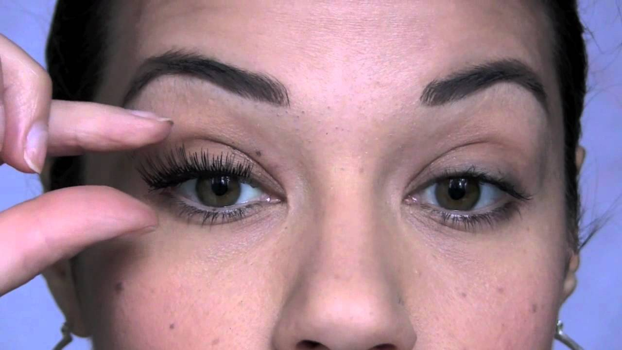 the gallery for gt false eyelashes before and after indian