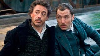 Шерлок Холмс (2009)— русский трейлер