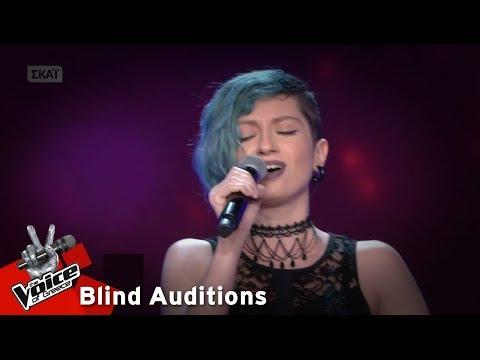 Κατερίνα Ράλλη - Marrakesh Night Market | 11o Blind Audition | The Voice of Greece