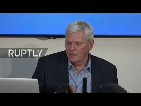 """: Wikileaks Editor in chief holds press briefing on Assange&39;s """"new criminal case"""""""