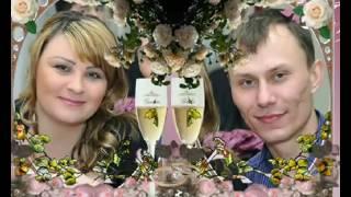 деревянная свадьба Оли и Леши