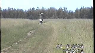 видео головка ротора автожира