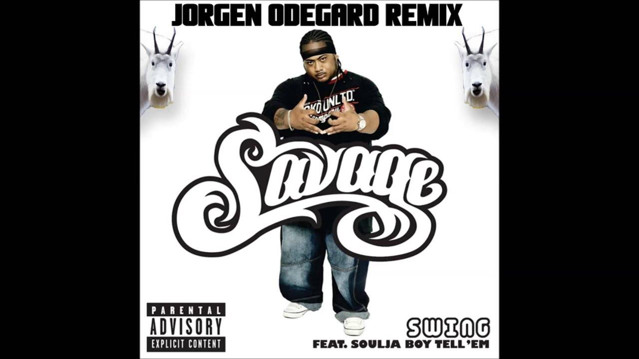Swing [explicit] (album version (explicit)) [feat. Soulja boy tell.