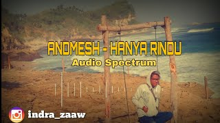 ANDMESH - HANYA RINDU (REGGAE COVER BY DHEVY GERANIUM)-(Lirik)-(Audio Spectrum)