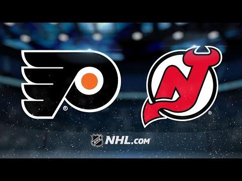 Couturier, Elliott lead Flyers past Devils, 5-3