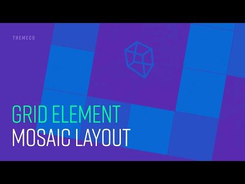 CSS Grid: Mosaic Layout (Advanced)
