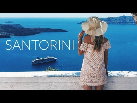 TRAVEL DIARY: SANTORINI, GREECE