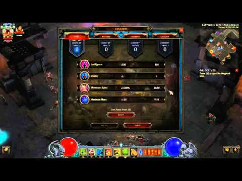 Diablo 3 Witch Doctor Grin Reaper Poison Build. Torment 6. Reaper of Souls.