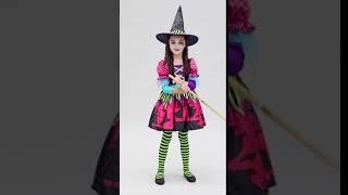 Spellbook Sweetie - Child Halloween Costume