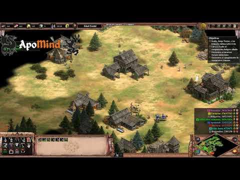 4. Los ecos de los héroes [DIFÍCIL] Ivailo - Age of Empires II: Definitive Edition [AoE2DE]