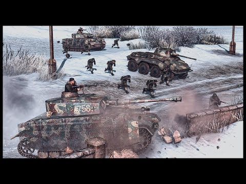 The Greatest Battle Ever Made! Battle of The Bulge Tug of War