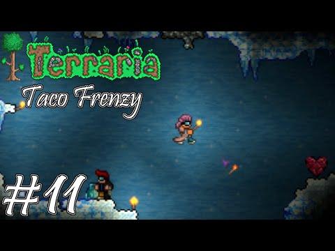 Terraria Taco Frenzy - Episode 11 - Cold Exploration