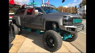 2017 Chevy Silverado Dually Off-Road Build