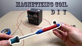 DIY How to magnętize a screwdriver
