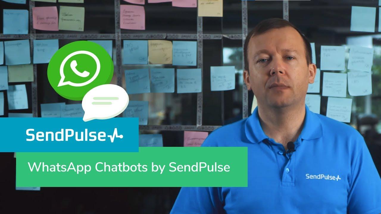 WhatsApp Chatbots by SendPulse