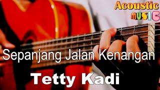 Sepanjang jalan kenangan - (Karaoke Akustik)