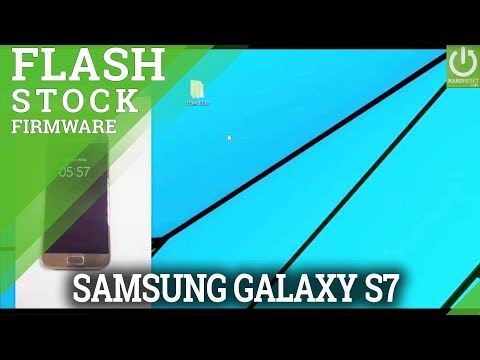 Flash stock firmware in Samsung Galaxy S7 - How to manually update your smartphone