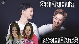 EXO CHENMIN [CHEN & XIUMIN] (EXO REACTION)