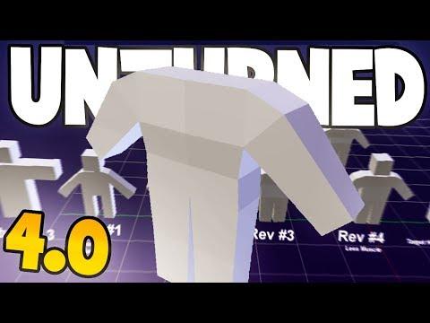 Unturned 3.20.6.0: UNTURNED 4.0 DEVELOPMENT INFO! (Wall Clock, Map Marking too)