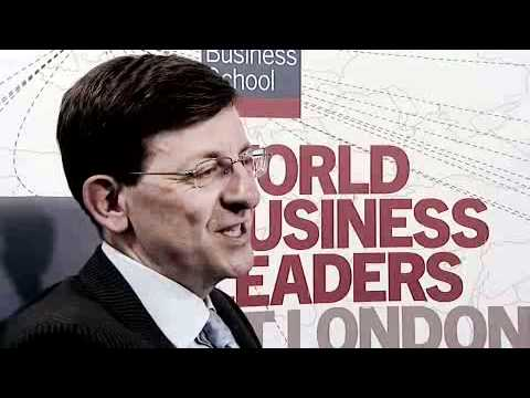 Profile: Vittorio Colao, Chief Executive, Vodafone | London Business School