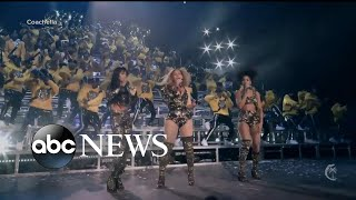 Baixar Beyonce and Destiny's Child reunites in Coachella