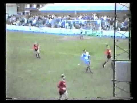 Bromsgrove Rovers 1-0 Worcester City - SLP - January 1st 1991 (First Half)