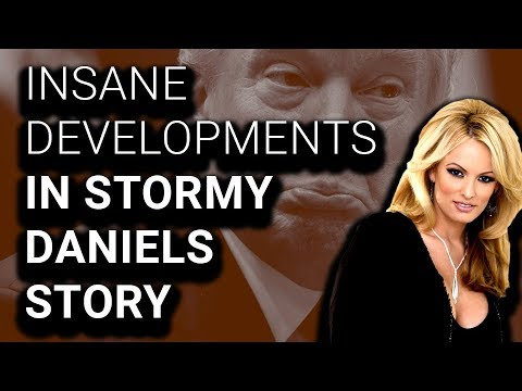 Stormy Daniels' Lawyer: Some Incidents Took Place During Trump Presidency