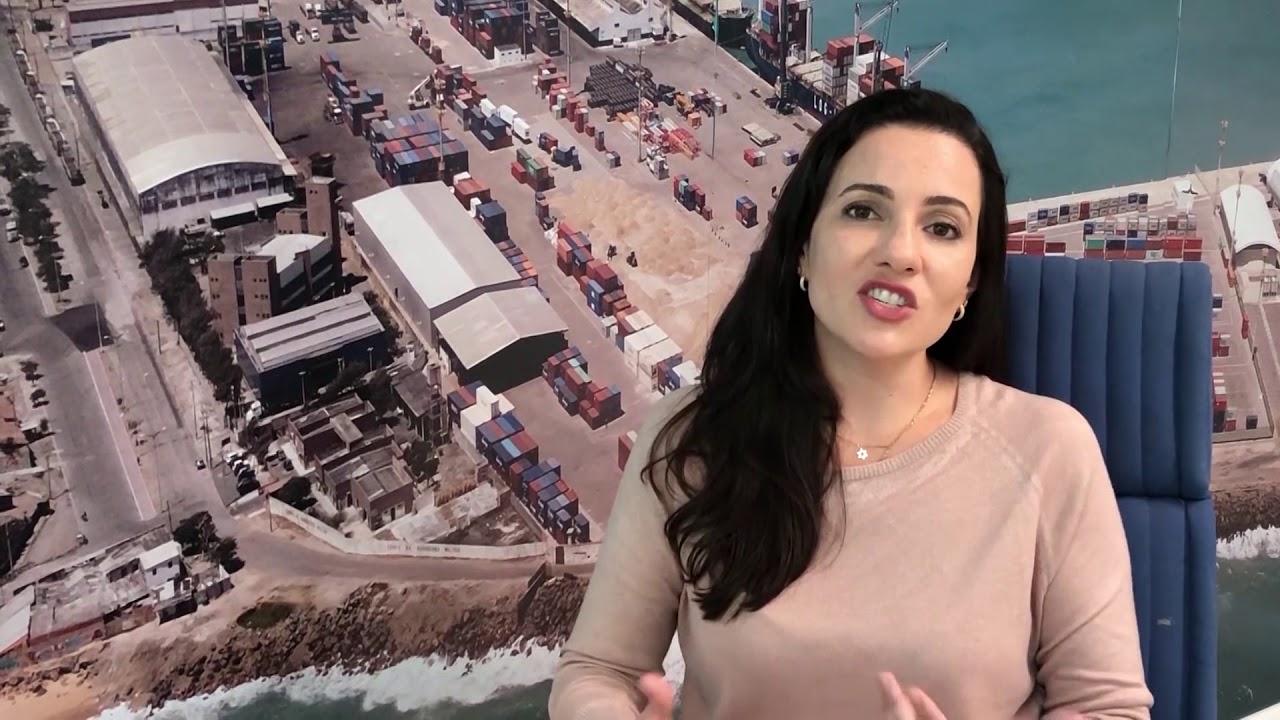 VÍDEO: Minuto Assembleia   Porto de Fortaleza mantém movimentação em alta durante pandemia