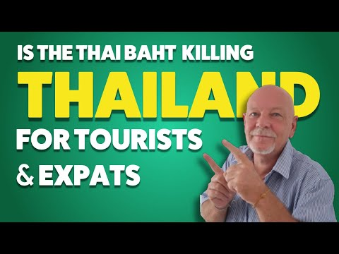 Is The Thai Baht Exchange Rate The End Of Cheap Retirement?