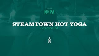 Steamtown Hot Yoga